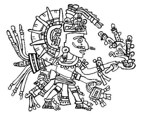Aztec God